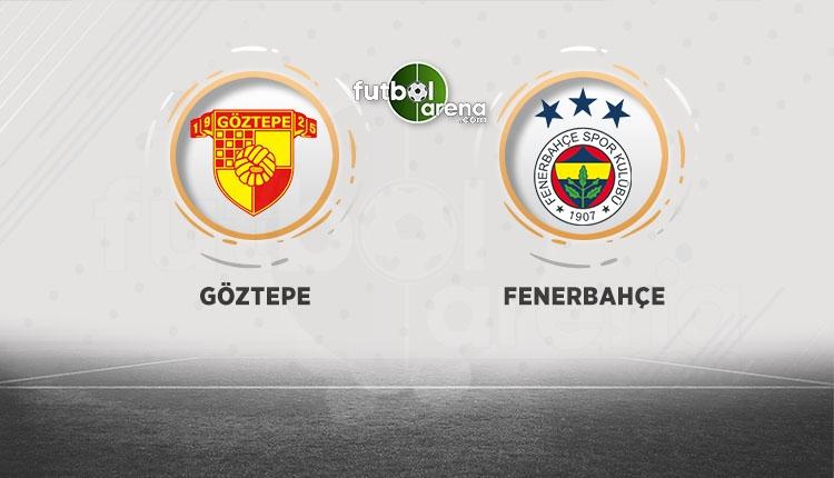 Göztepe - Fenerbahçe beIN Sports canlı şifresiz izle