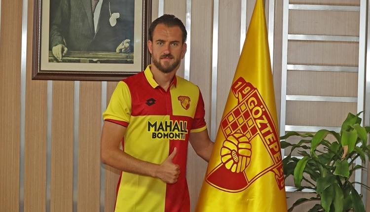 Göztepe, Sokol Cikalleshi transferini açıkladı