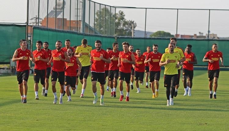 Göztepe'nin Fenerbahçe maçındaki muhtemel 11'i