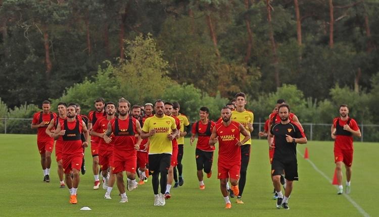 Göztepe'nin yeni sezon öncesi oynadığı hazırlık maçları