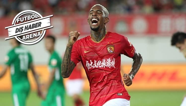 Guangzhou Evergrande, Anderson Talisca'nın bonservisini alacak