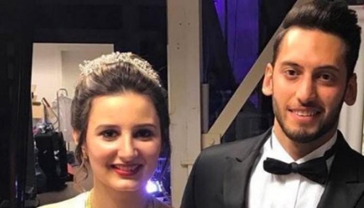 Hakan Çalhanoğlu boşanacağını açıkladı! Hakan Çalhanoğlu kiminle evli? Hakan Çalhanoğlu boşanma sebebi
