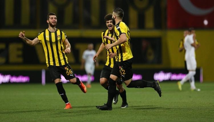 İstanbulspor 4-3 Afyonspor maç özeti ve golleri (İZLE)