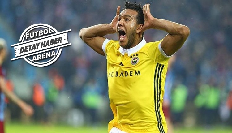 FB Transfer: Josef de Souza, Fenerbahçe'nin tarihine geçti