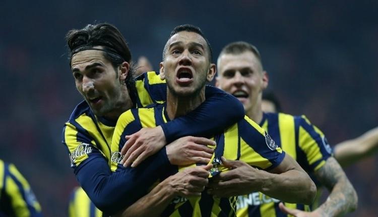 Josef De Souza, Fenerbahçe'ye veda etti