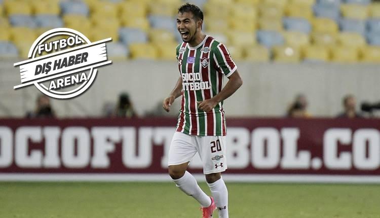 Junior Sornoza'dan Fenerbahçe'ye açık kapı