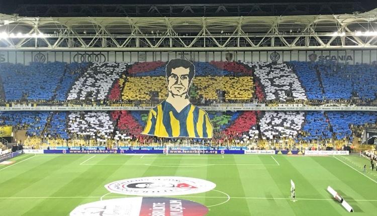Kadiköy eski günlerine döndü (Fenerbahçe Bursaspor tribün atmosferi)