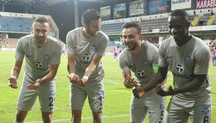 Karabükspor 0-1 Adana Demirspor maç özeti ve golü (İZLE)
