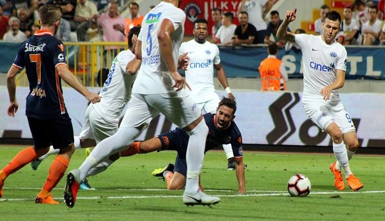 Kasımpaşa 2-1 Medipol Başakşehir maç özeti ve golleri (İZLE)