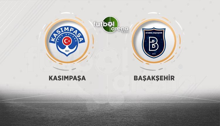 Kasımpaşa - Medipol Başakşehir beIN Sports canlı şifresiz izle