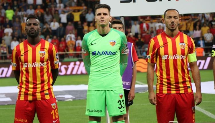 Kayserispor 2-0 Antalyaspor maç özeti ve golleri (İZLE)