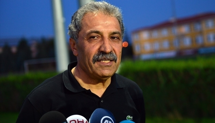 Kayserispor'da Erol Bedir: 'Fatih Terim'in bir sözüyle'