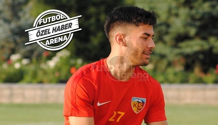 Kayserisporlu Erdal Öztürk'ün Adana Demirspor'a transferi gerçekleşmedi