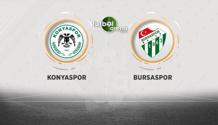 Konyaspor Bursaspor canlı şifresiz izle (Konya Bursa beIN Sports canlı)