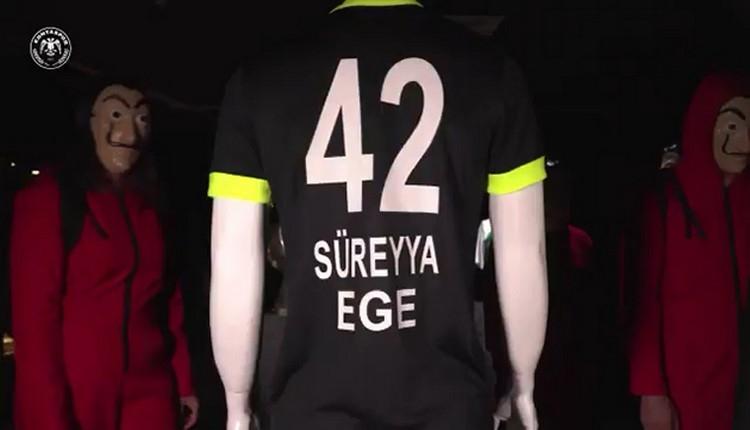 Konyaspor forma tanıtım videosu İZLE (Konyaspor La Casa De Papel tanıtım)
