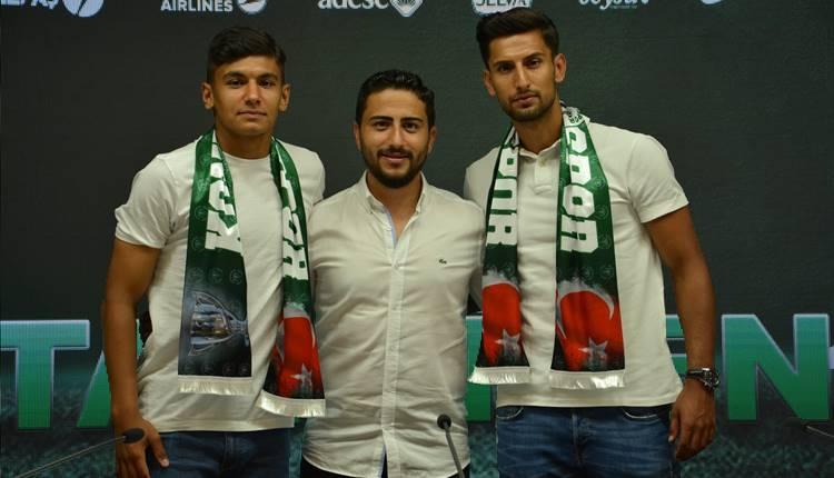 Konyaspor'a iki transfer birden! Ahmet Çolak ve Sertan Yiğenoğlu