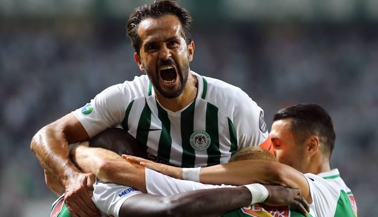 Konyaspor'da hedef Antalyaspor galibiyeti