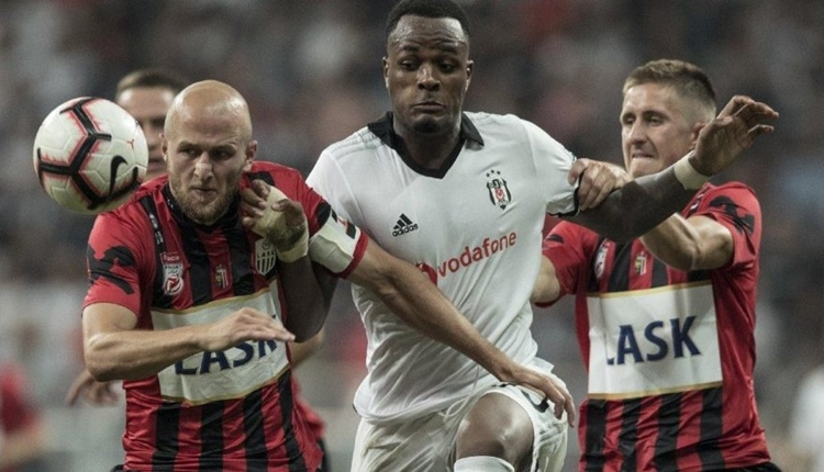 LASK Linz - Beşiktaş maçını televizyon yayınlamayacak mı? LASK Linz - Beşiktaş maçı nereden izlenecek?