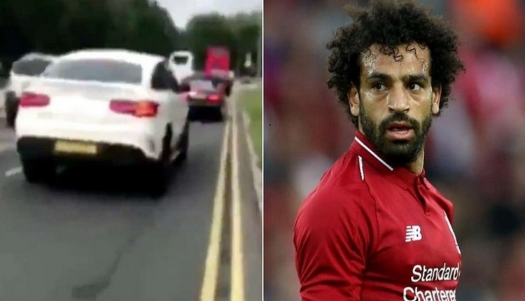 Liverpool, Mohamed Salah'ı polise ihbar etti