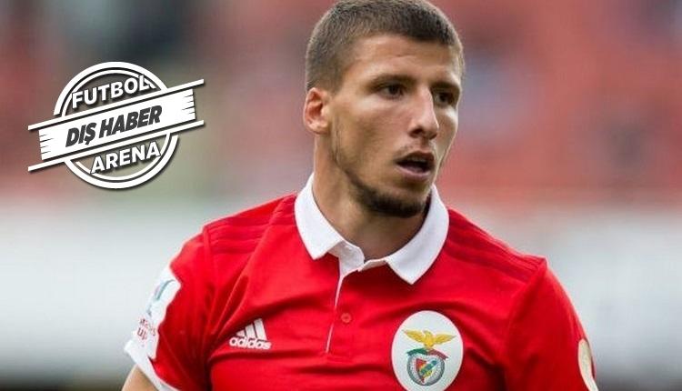 Lyon, Benfica'dan Ruben Dias transferini açıkladı