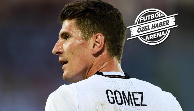 GS Transfer: Mario Gomez Galatasaray'a önerildi! Terim'in cevabı