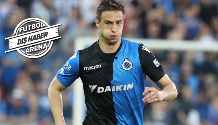 Matej Mitrovic'ten Beşiktaş için transfer itirafı