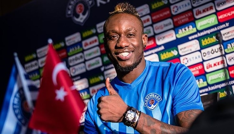 GS Transfer: Mbaye Diagne, Galatasaray'ı takibe aldı