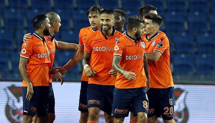 Medipol Başakşehir 2-0 Trabzonspor maç özeti ve golleri
