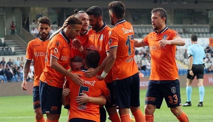 Medipol Başakşehir 3 - 1 Akhisarspor maçın özeti ve golleri (İZLE)