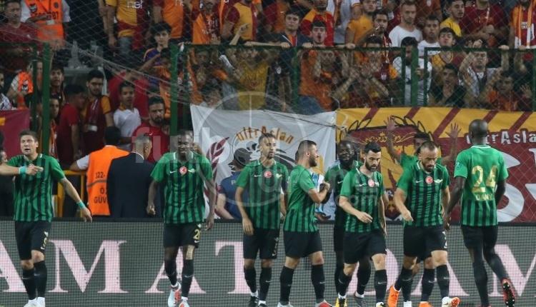 Medipol Başakşehir'den Akhisarspor'a tebrik mesajı