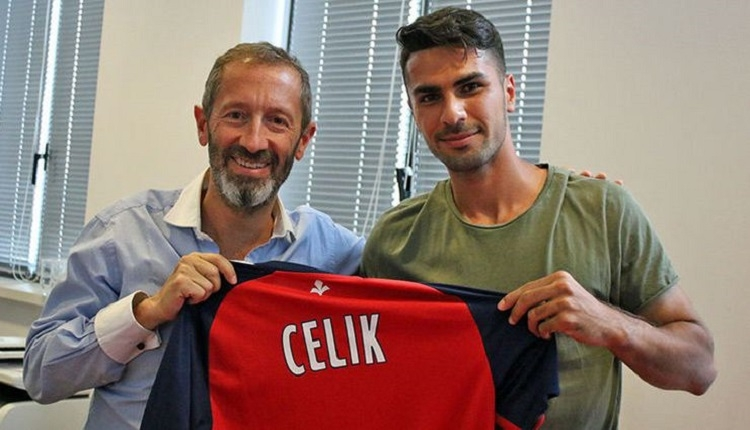 Mehmet Zeki Çelik Lille'de ilk maçında asist yaptı