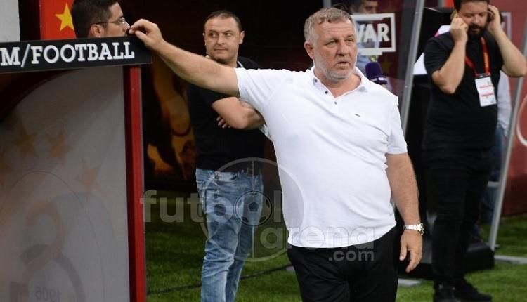 Mesut Bakkal Galatasaray maçı sonrası isyan etti