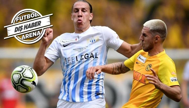 FB Haber: Michael Frey kimdir? Fenerbahçe ile anlaştıklarını duyurdu