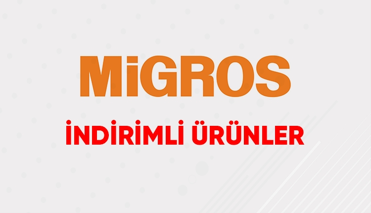 Migros indirimli ürünler (10-14 Ağustos) Migros aktüel ürünler kataloğu