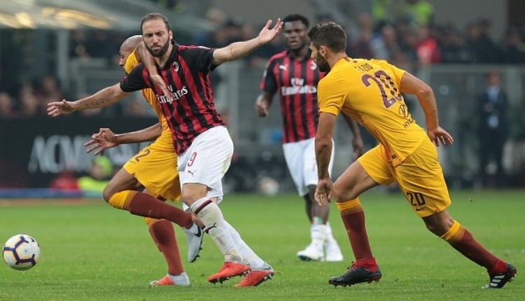 Milan 2-1 Roma maç özeti ve golleri (İZLE)