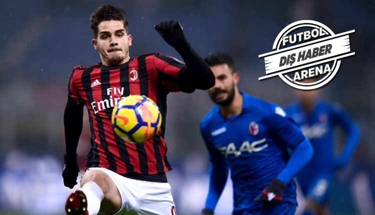 Milan, Andre Silva için kiralama teklifini reddetti!