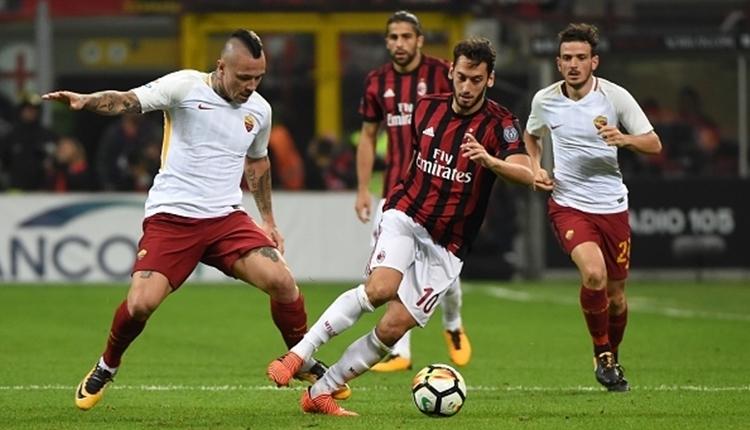 Milan - Roma maçı hangi kanalda? Milan - Roma maçı canlı şifresiz izle(MİLAN ROMA CANLI)