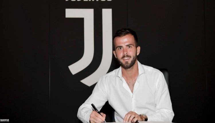 Miralem Pjanic, Juventus ile sözleşme uzattı