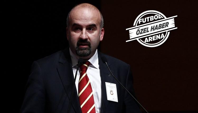 GS Haberi: Mustafa Cengiz'in danışmanı İlker Canalp görevi bıraktı