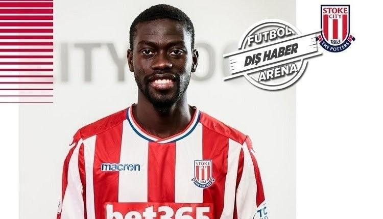 Ndiaye Stoke City'de yine kadroya alınmadı