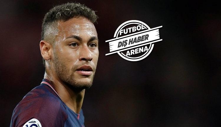 Neymar'dan Real Madrid transfer açıklaması geldi