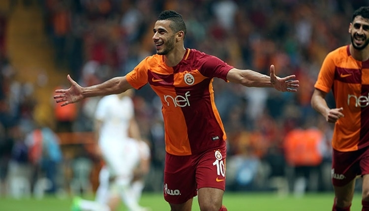 Nice, Younes Belhanda için transfer teklifinde bulundu