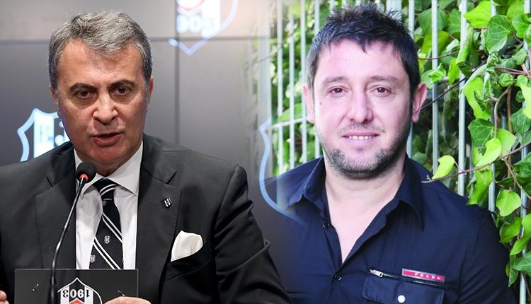 BJK Haber: Nihat Kahveci'den Fikret Orman'a: 'Yazık'