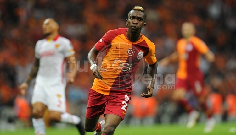Onyekuru Galatasaray formasıyla ilk golünü attı