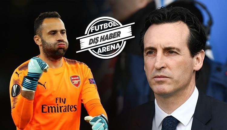 Ospina için Arsenal'den transfer itirafı