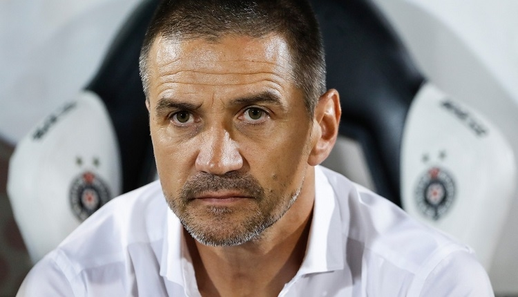 BJK Haber: Partizan Teknik Direktörü Mirkovic: