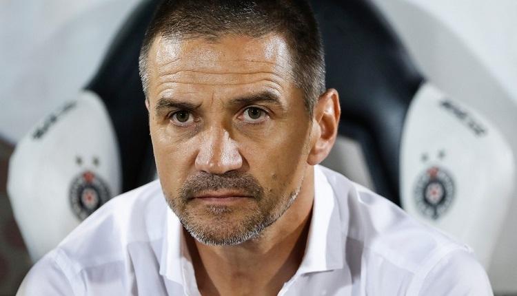 Partizan Teknik Direktörü Mirkovic: