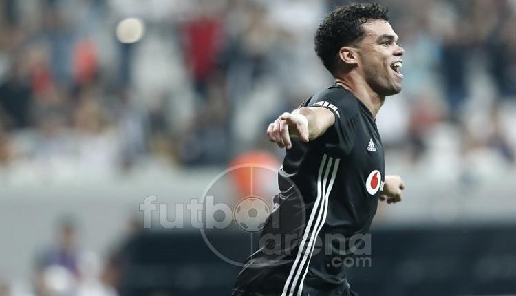 Pepe Beşiktaş formasıyla kariyer rekoruna koşuyor
