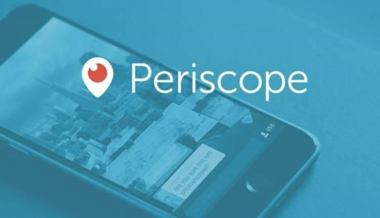 Periscope yasağı başladı mı? Periscope yasağı saat kaçta? Periscope'a giriş