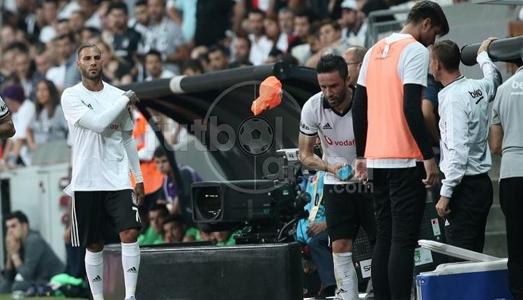 BJK Transfer: Quaresma yeleğini fırlattı! Akhisarspor maçında...